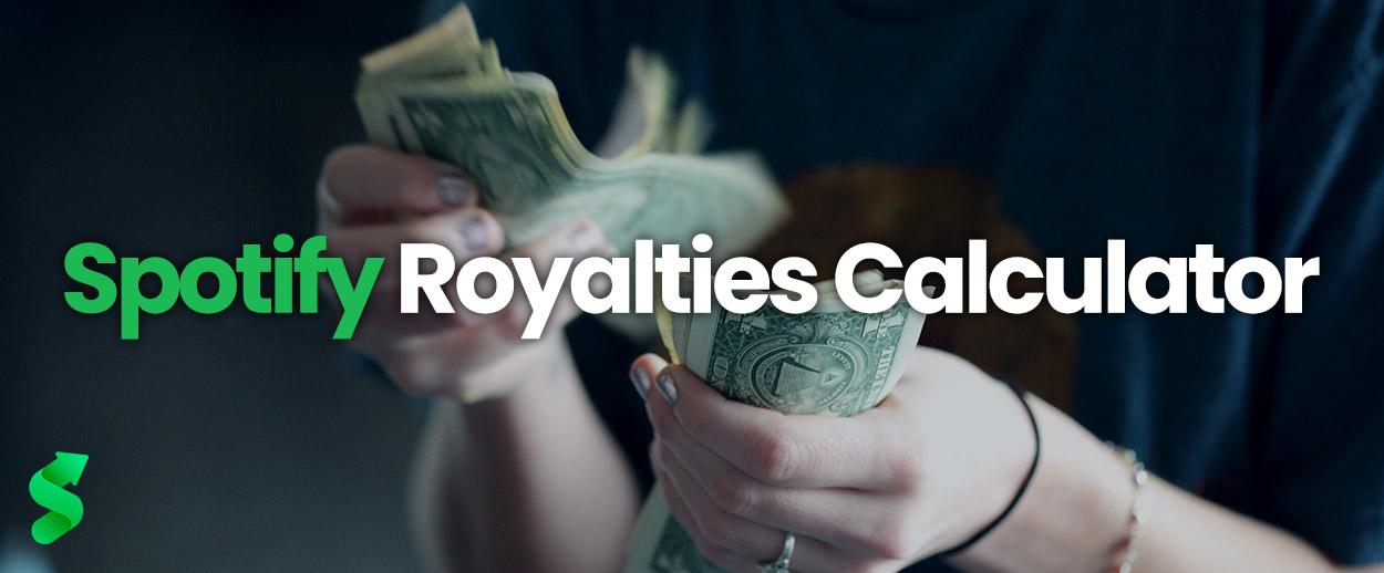 Spotify Royalties Calculator
