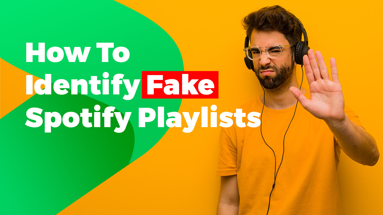 Fake Spotify Playlists